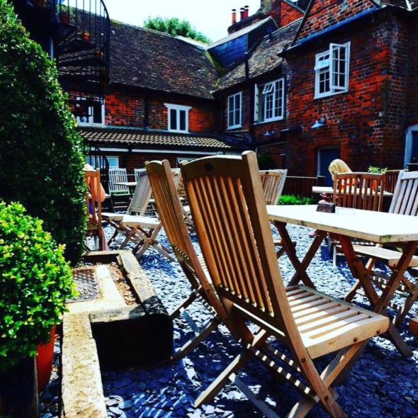 The-Marlborough-Beer-Garden